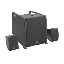 Configuratie speakerset 013